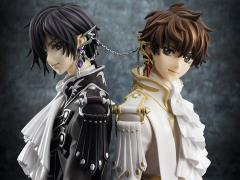 Code Geass G.E.M. Series Lelouch & Suzaku Two Pack
