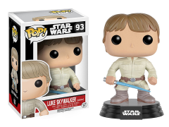 Pop! Star Wars - Luke Skywalker Bespin