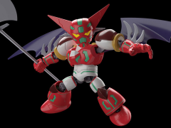 Getter Robo SD Cross Silhouette Shin Getter Model Kit