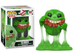 Pop! Movies: Ghostbusters - Slimer (With Hot Dogs)