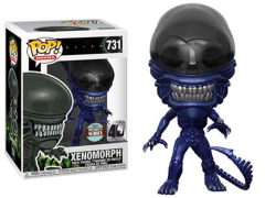 Pop! Movies: Alien Specialty Series - Xenomorph (Blue Metallic)