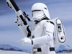Star Wars: The Force Awakens MMS321 First Order Snowtrooper 1/6th Scale Collectible Figure + $100 BBTS Store Credit Bonus