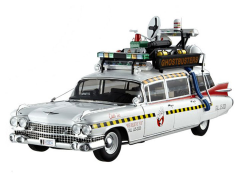 Ghostbusters II Hot Wheels Elite 1:18 Scale Ecto-1A
