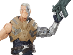 X-Men Marvel Legends Cable (Juggernaut BAF)