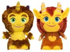 SuperCute Plushies: Big Mouth Set of 2