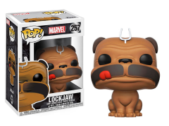 Pop! Marvel: Inhumans - Lockjaw