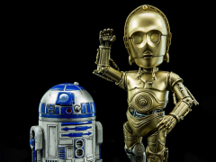 Star Wars Hybrid Metal Figuration #024 R2-D2 & C-3PO