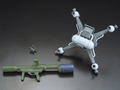 Votoms Solid Shooter & Round Mover 1/20 Scale Exclusive Accessory Set