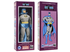 "DC World's Greatest Heroes Batman Mego Style Boxed 8"" Figure"