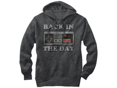 Nintendo NES Back In The Day Hoodie