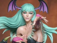 Darkstalkers Morrigan (Player 01) 1/4 Scale Premium Collectible Statue
