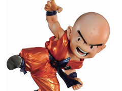 Dragon Ball SCultures Metallic Figure - Krillin