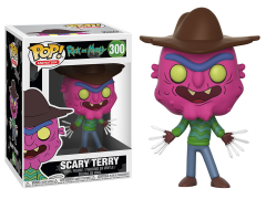 Pop! Animation: Rick and Morty - Scary Terry