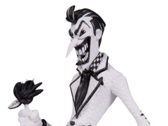 "DC Artist Alley The Joker (Black & White) Statue (Hainanu ""Nooligan"" Saulque)"