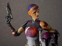 "Star Wars: The Black Series 6"" Sabine Wren"