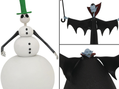 The Nightmare Before Christmas Select Series 7 Set of 3 Figures