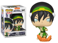 Pop! Animation: Avatar: The Last Airbender - Toph