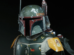 Star Wars Boba Fett (Return of the Jedi) Life Size Bust