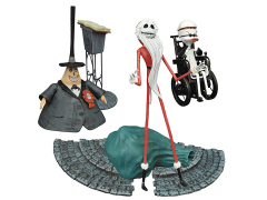 Nightmare Before Christmas Select Wave 2 Set of 3