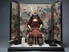 Series of Empires Japan's Warring States Armor of Imagawa Yoshimoto 1/6 Scale Accessory Set