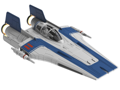 Star Wars Resistance A-Wing Fighter (The Last Jedi) Model Kit
