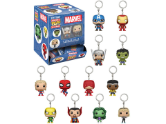 Pocket Pop! Mystery Keychain: Marvel Box of 24