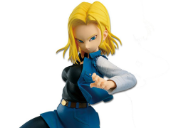 Dragon Ball FighterZ Android 18 Prize Figure