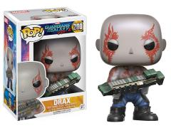 Pop! Marvel: Guardians of the Galaxy Vol. 2 Drax
