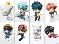 Gintama Ochatomo Cafe Too Free (1.5 Ver.) Box of 8 Figures
