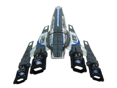 Mass Effect Alliance Normandy SR-2 Ship Replica