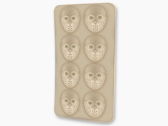 Friday the 13th Jason Voorhees Ice Cube Tray
