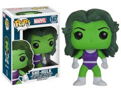 Pop! Marvel: Series 04 - She-Hulk