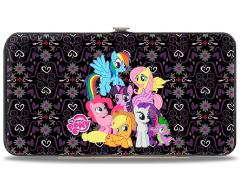 My Little Pony Group Shot Hinged Wallet