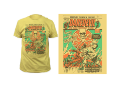 Marvel Daredevil Dreadnaught T-Shirt