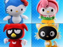 "Sonic The Hedgehog X Sanrio 10"" Plush - Set of 4"