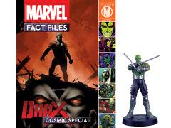 Marvel Fact Files Cosmic Special Edition #6 - Drax