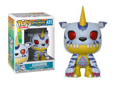 Pop! Animation: Digimon - Gabumon