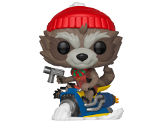 Pop! Marvel: Holiday - Rocket Raccoon
