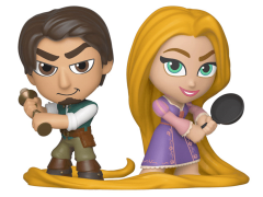 Tangled Mini Vinyl Flynn & Rapunzel Two-Pack