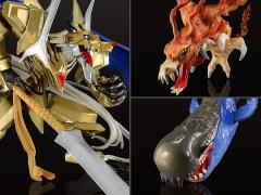 Digimon Digital Monster Capsule Mascot Collection Premium Vol 2.0 Box of 3 Exclusive Figures