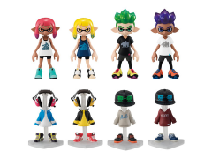 Splatoon 2 Bandai Gear Collection Vol. 1 Box of 10