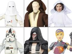 "Star Wars: The Black Series 6"" Wave 18 Set of 6 Figures"