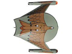 Star Trek Romulan Bird of Prey Ship