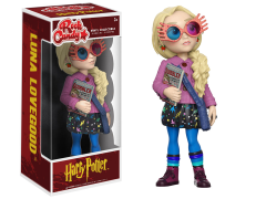 Harry Potter Rock Candy Luna Lovegood