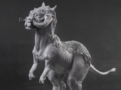 Star Wars: The Empire Strikes Back Tauntaun Limited Edition Maquette Replica (Signature Edition)