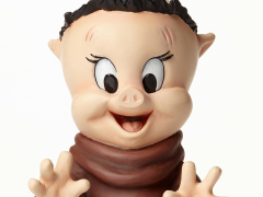 Looney Tunes Grand Jester Porky Pig as Friar Tuck Bust