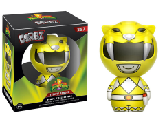 Dorbz: Mighty Morphin Power Rangers Yellow Ranger