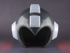 Mega Man 1:1 Scale Wearable Helmet (Grey)