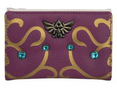 The Legend of Zelda Twilight Princess ID Snap Wallet