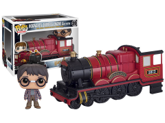 Pop! Rides: Harry Potter - Hogwarts Express Engine With Harry Potter